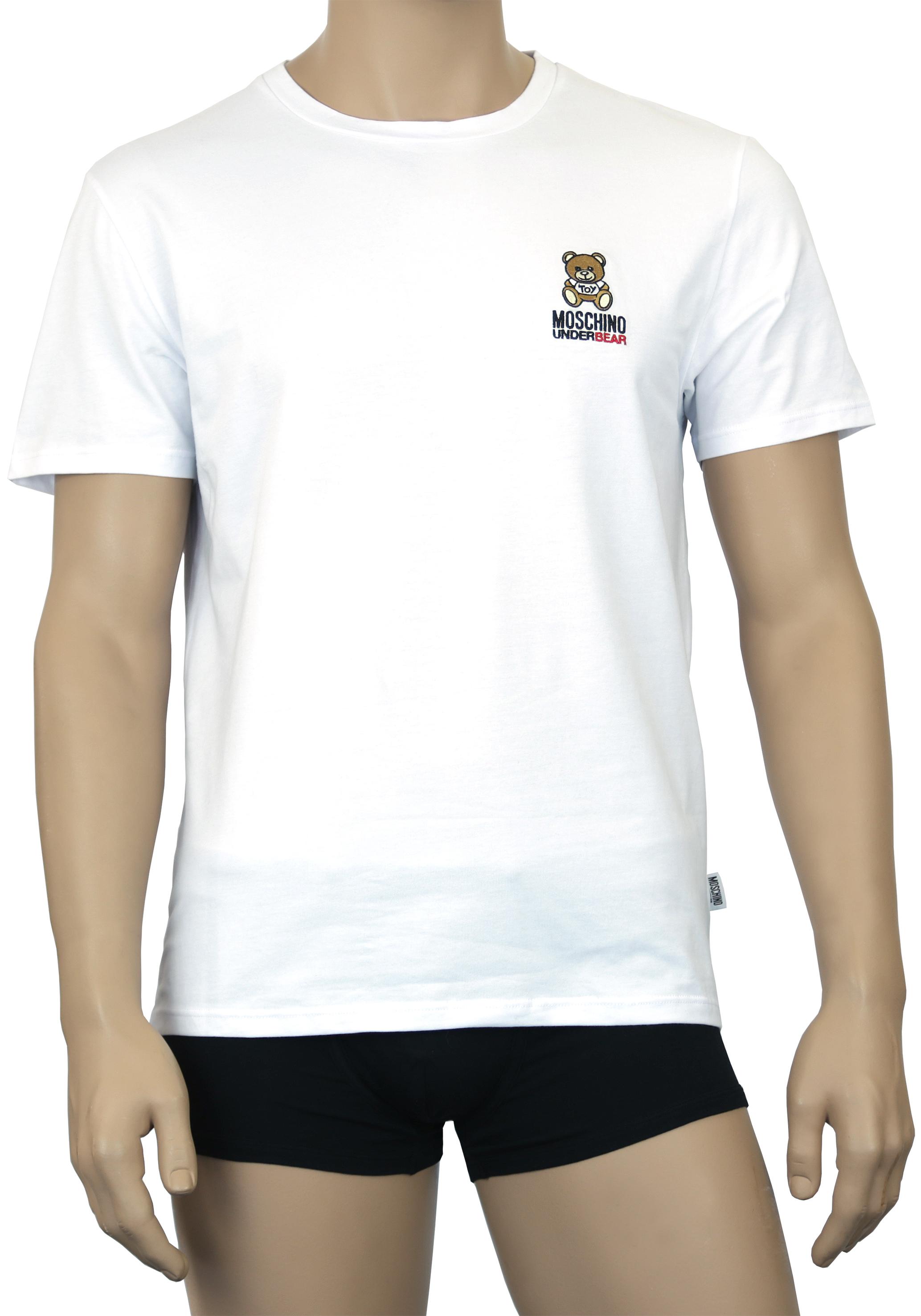 Moschino T-Shirt Underbear | White