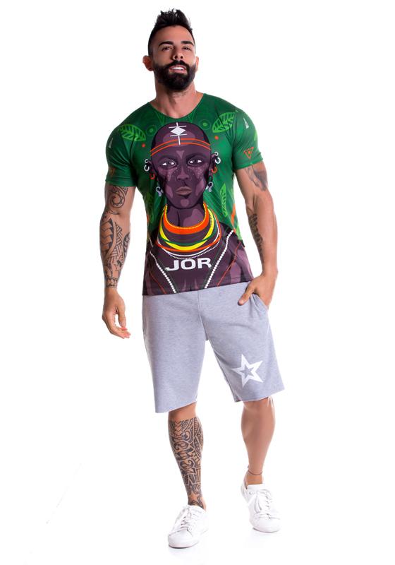 JOR T-Shirt Masai