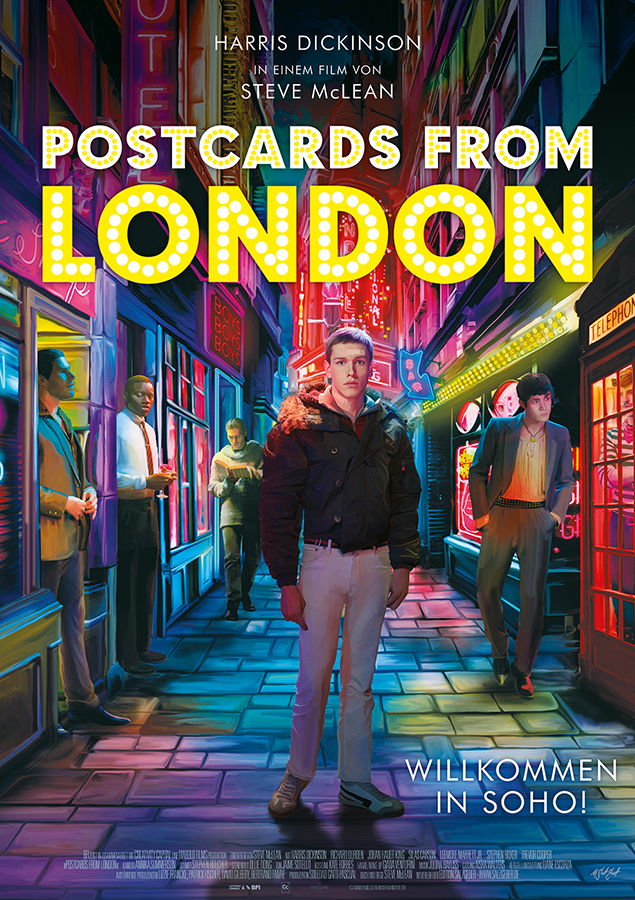 Postcards from London (DVD)