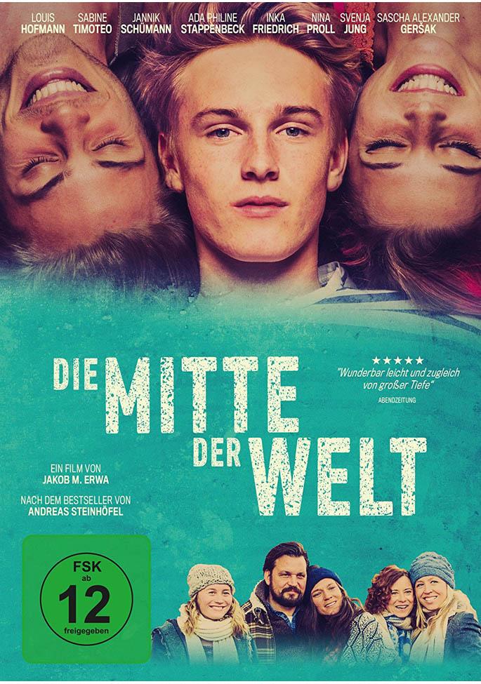 Die Mitte der Welt - DVD
