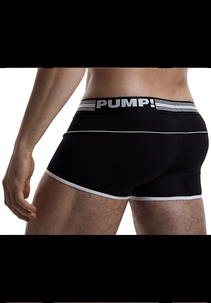 PUMP! Free-Fit Boxer