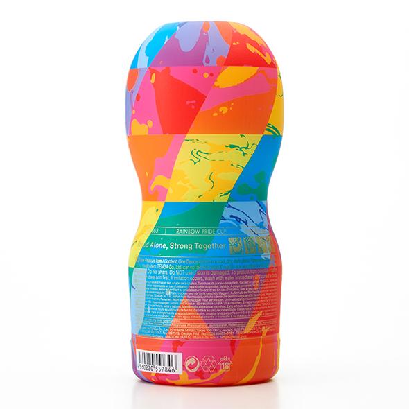 Tenga Original Vacuum Cup Rainbow Unite with Pride