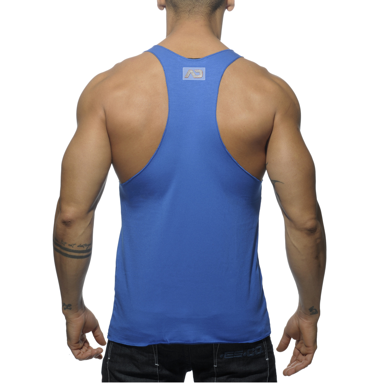 ADDICTED Tank Back | Royal