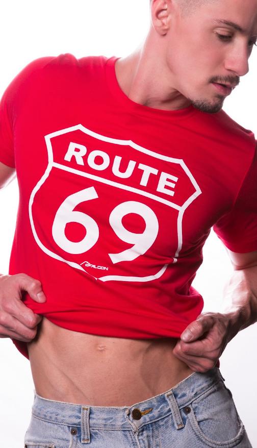Route 69 Shirt AJAXX