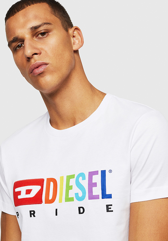 Diesel Pride Shirt Diego