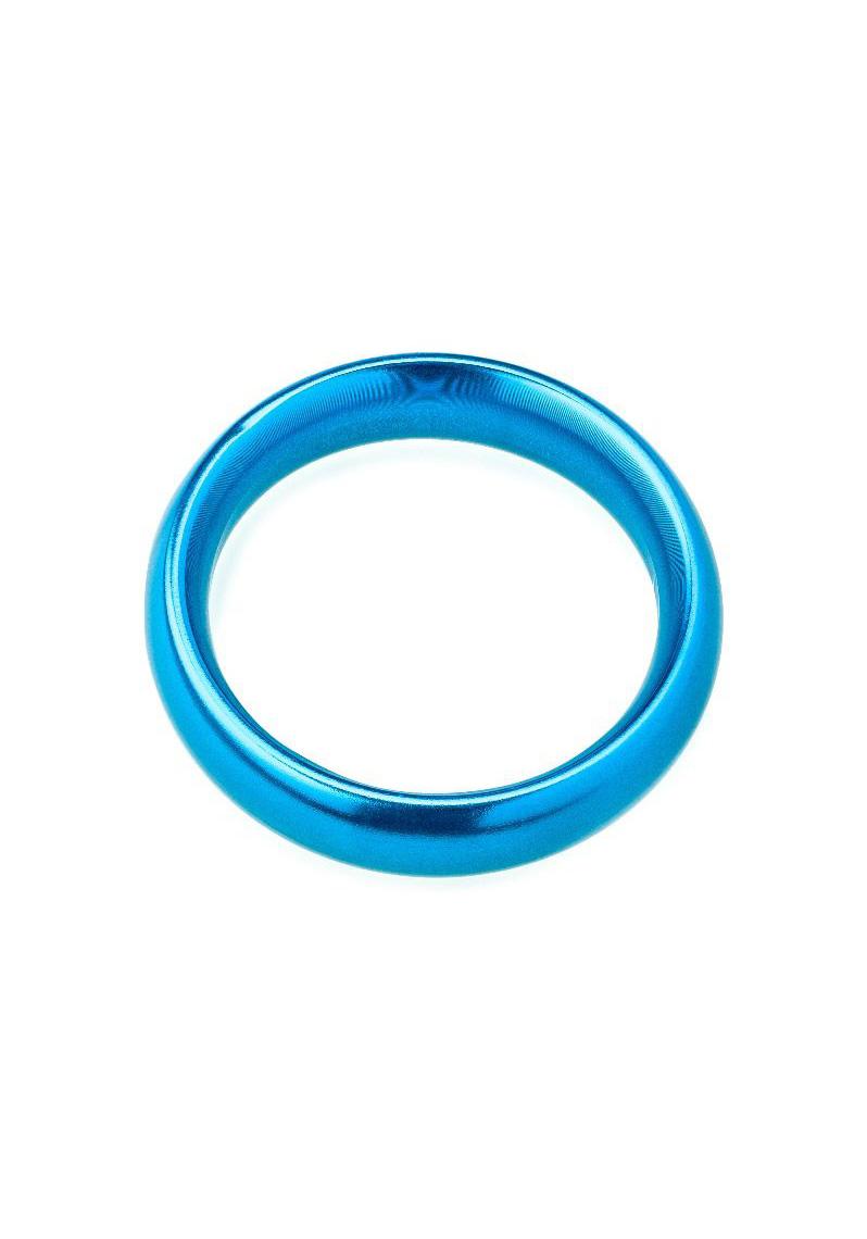 ZENN: Blue Cockring Ø 45 mm aus Aluminium