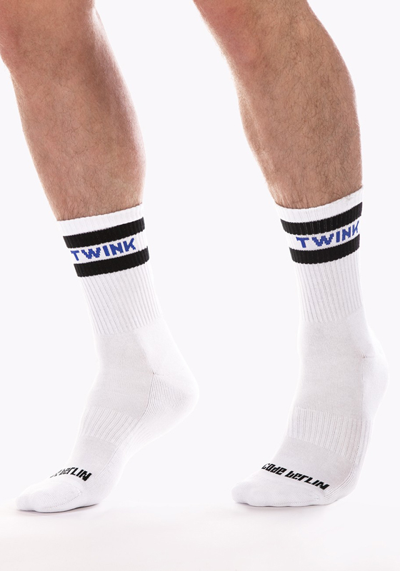Barcode Berlin 91602 Fetish Half Socks Twink