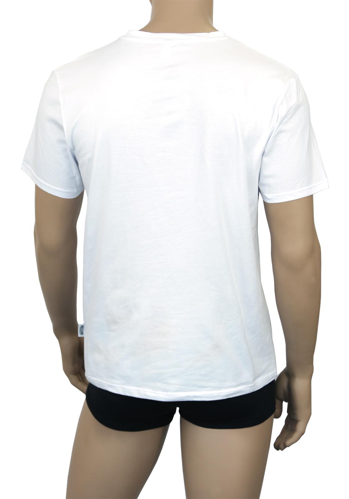 Moschino T-Shirt Underbear   White