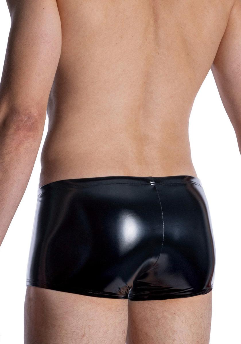 MS M965 black XL Zipped Pants