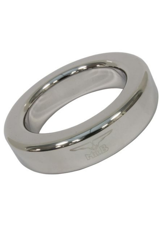 Mr. B: Stainless Cockring Heavy