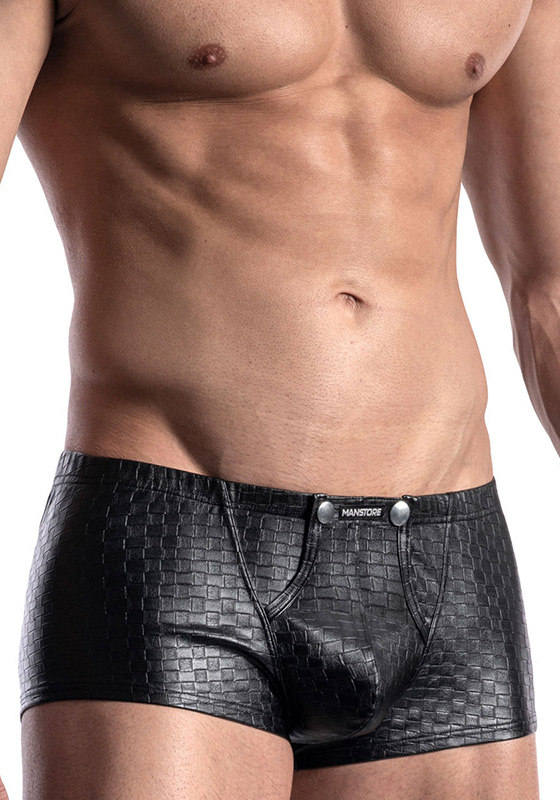 Manstore M956 Black Popper Pants