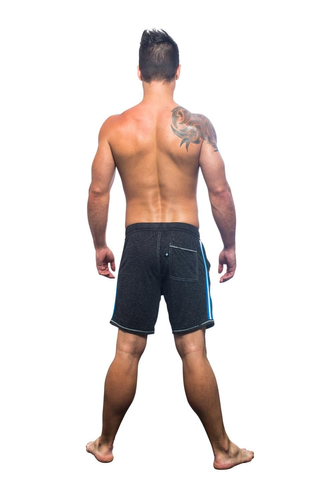 AC 6433 vint black S City Training Shorts