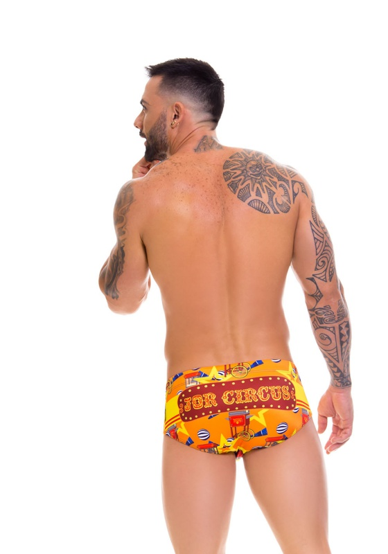 JOR 0658 Swim Brief Circus