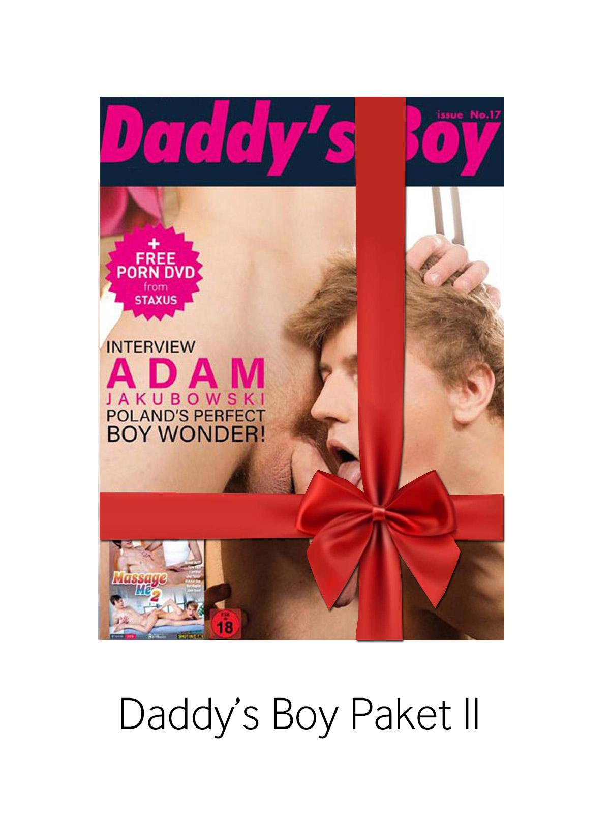 Daddy's Boy Paket II - Hefte 17 - 22