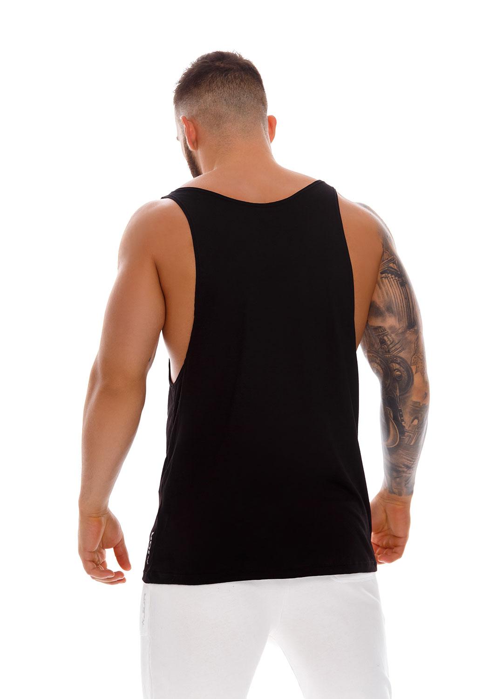 JOR Tank Top Athletic   Black