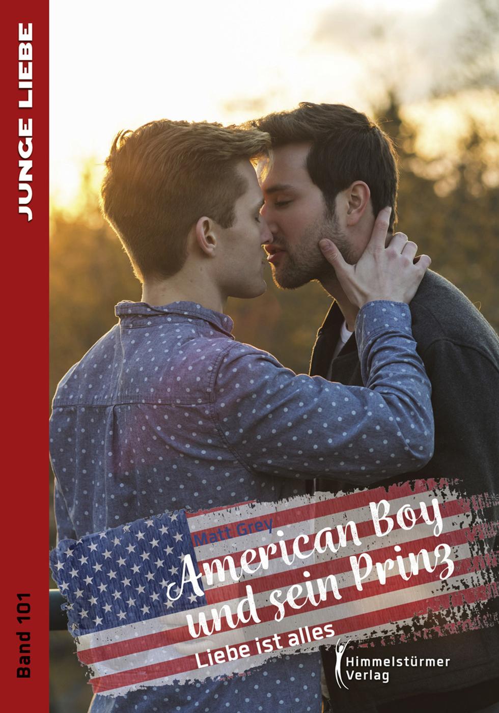 Matt Grey | American Boy und sein Prinz 4
