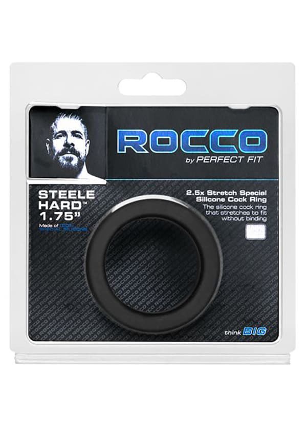 Perfect Fit Rocco Steele Hard Cockring 44 mm