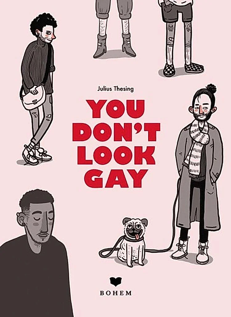 Julius Thesing | You don't look gay