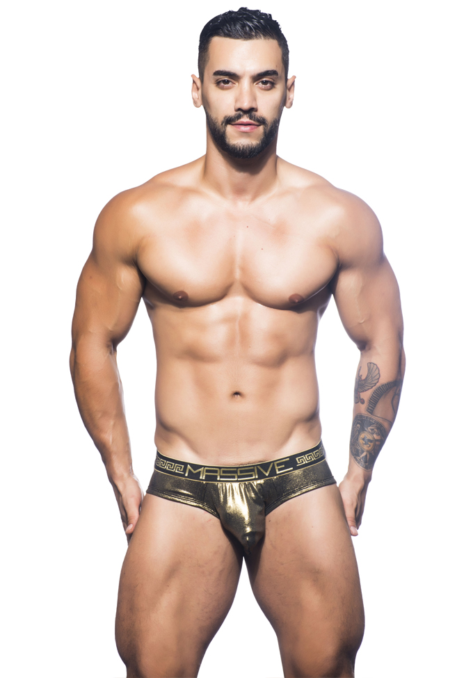 Andrew Christian MASSIVE Gladiator Brief