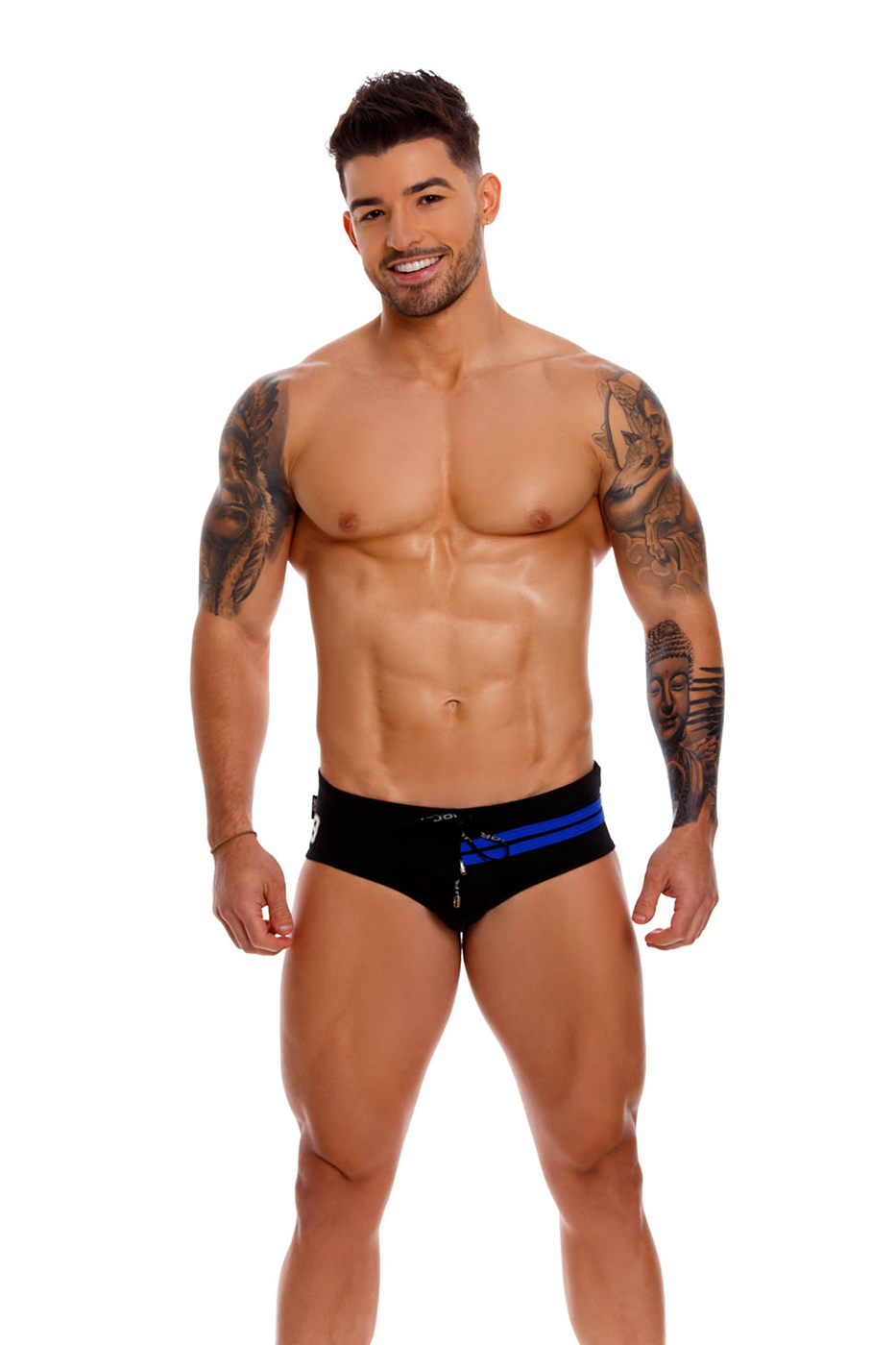 JOR Swim Brief Rangers | Black