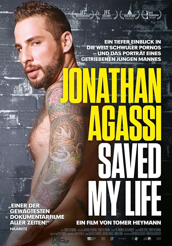 Jonathan Agassi Saved My Life - engl. OmU