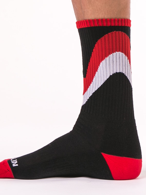 Barcode Berlin 91448 Fashion Socks Initiale