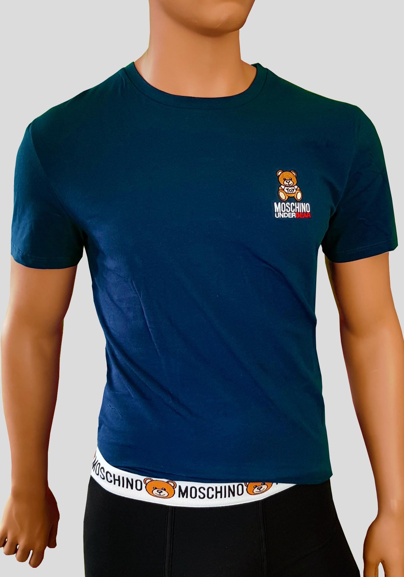 Moschino A 1905 blue XL T-Shirt