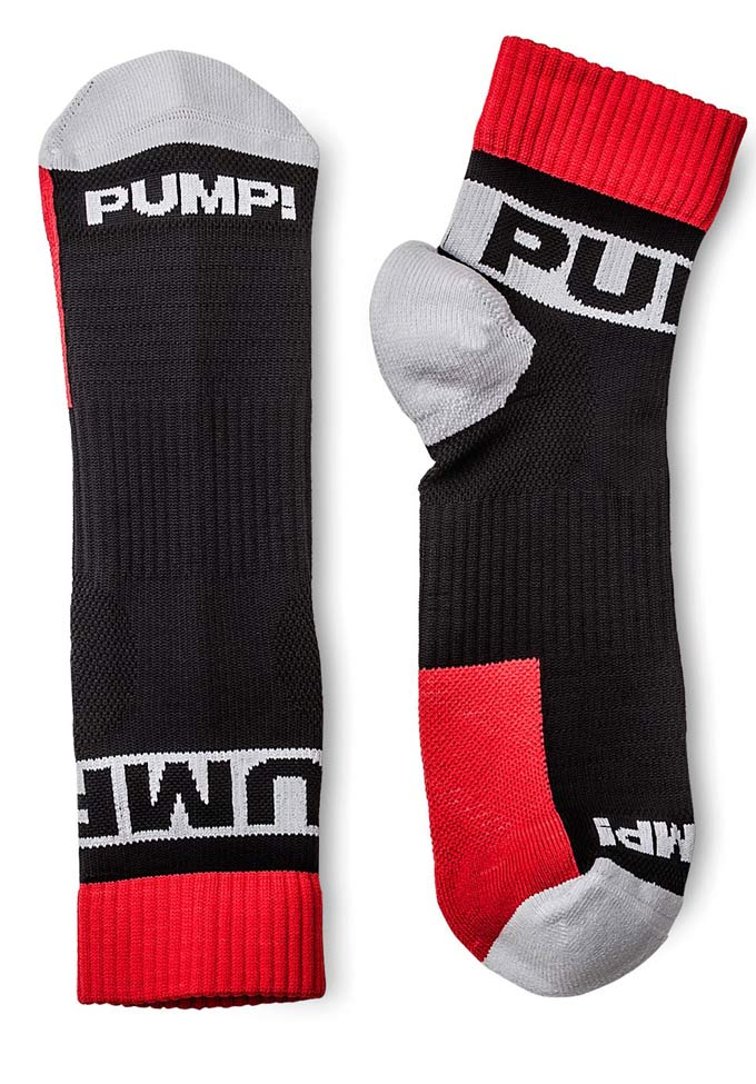 PUMP! 41001 All-Sport Falcon Socks 2-Pack
