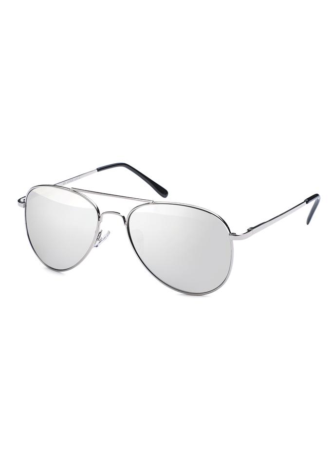 Sonnenbrille B712 Sonnenbrille silver