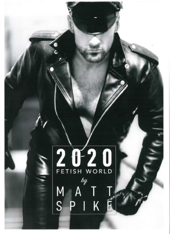 Kalender 2020 Matt Spike