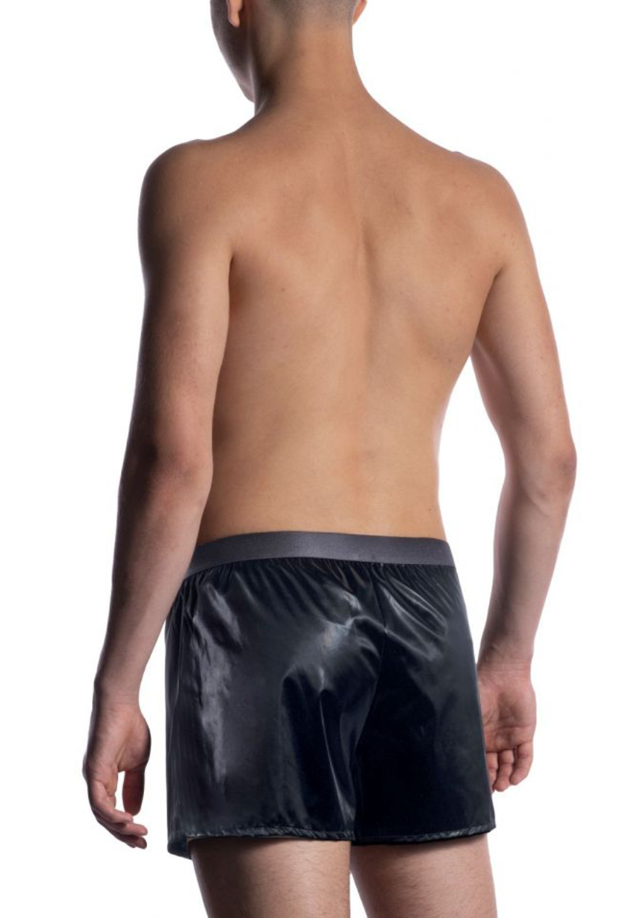 Manstore Boxer Shorts | Black