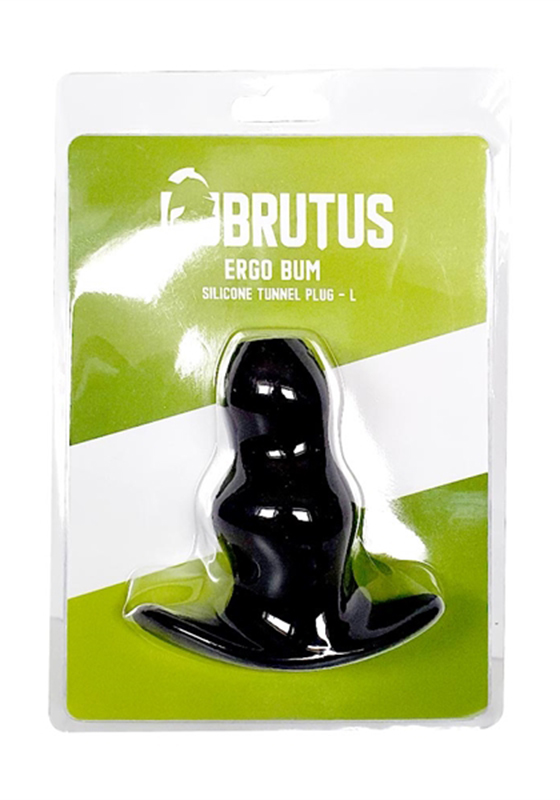 Brutus: Ergo Bum Silicone Tunnel Plug L Ø 51 mm