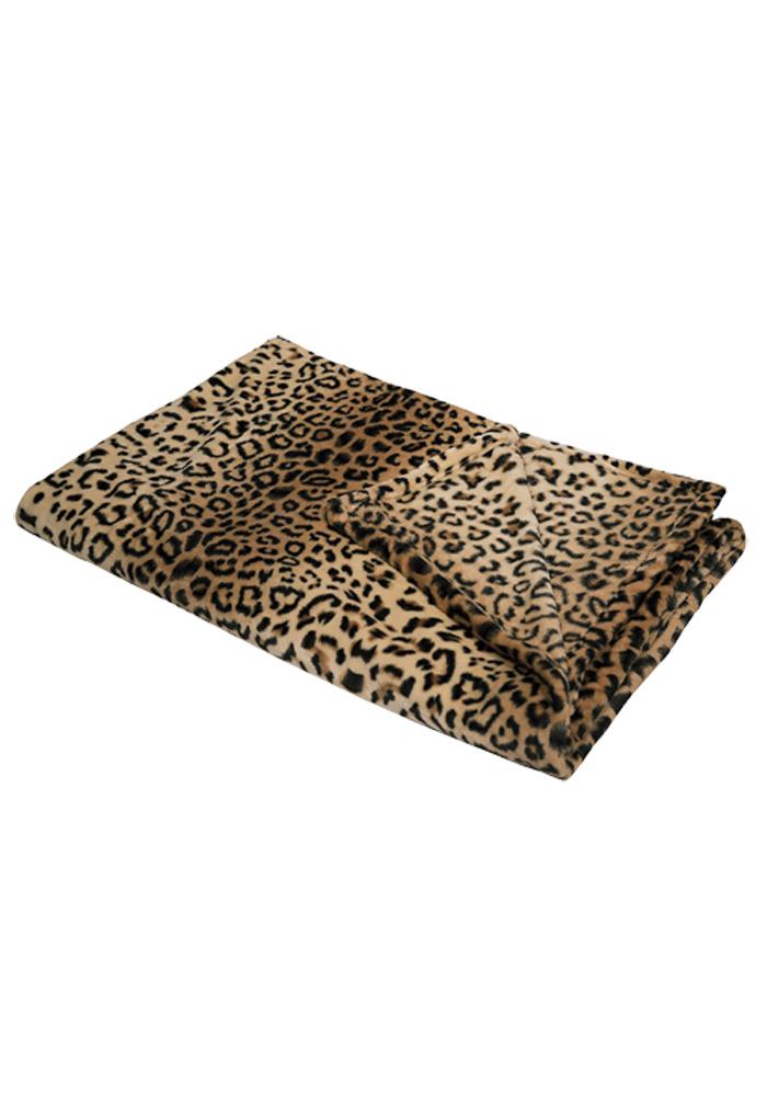 Kuscheldecke Leopard 200 x 150 cm
