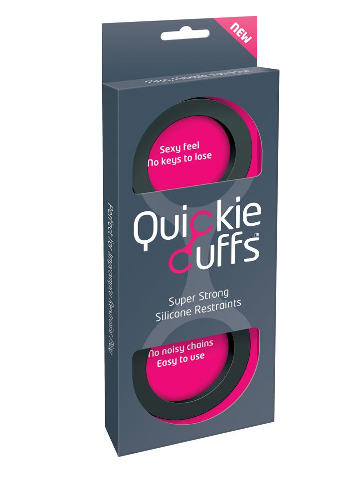 Quickie Cuffs - Handschellen