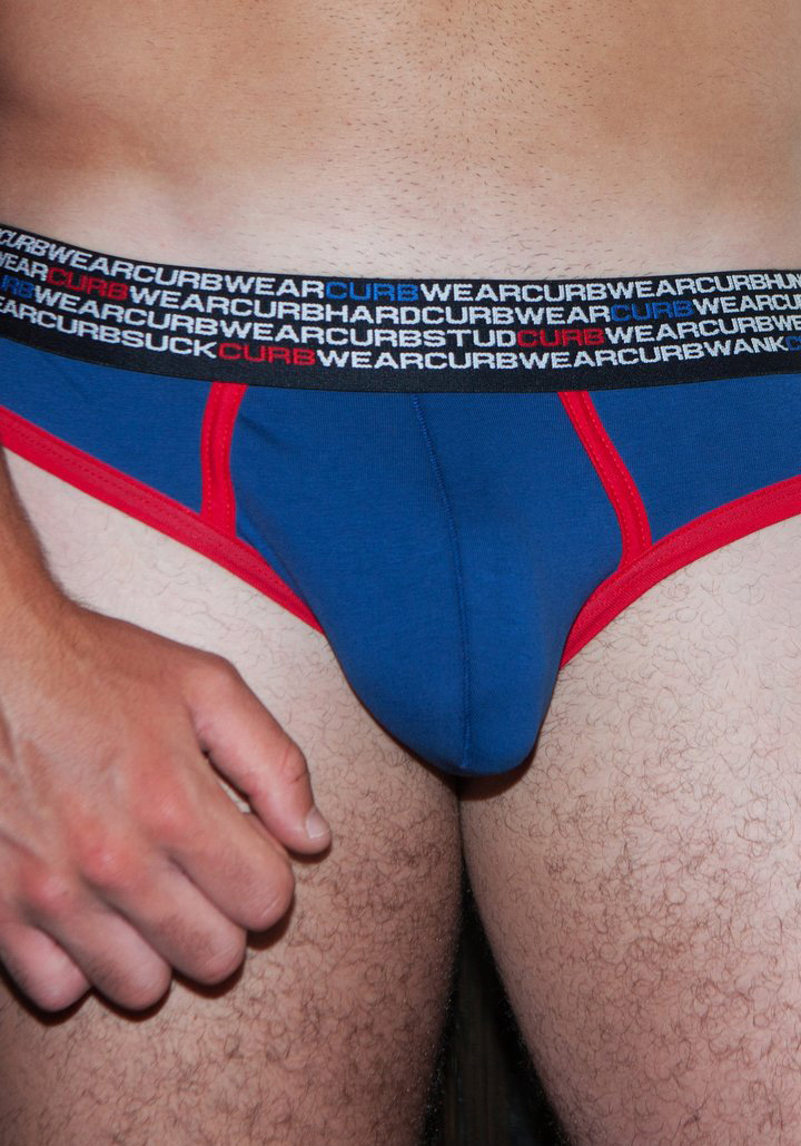 Curbwear Brief Blimey