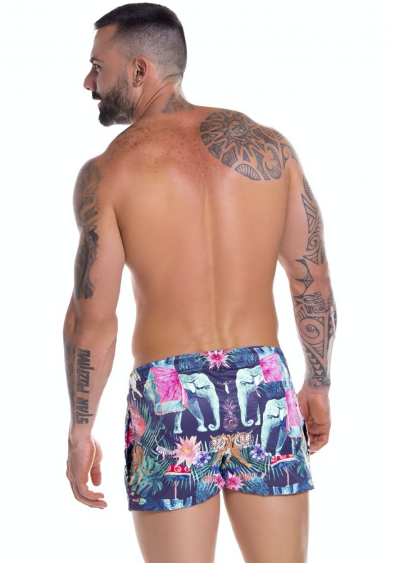 JOR Mini Swim Short Elephant