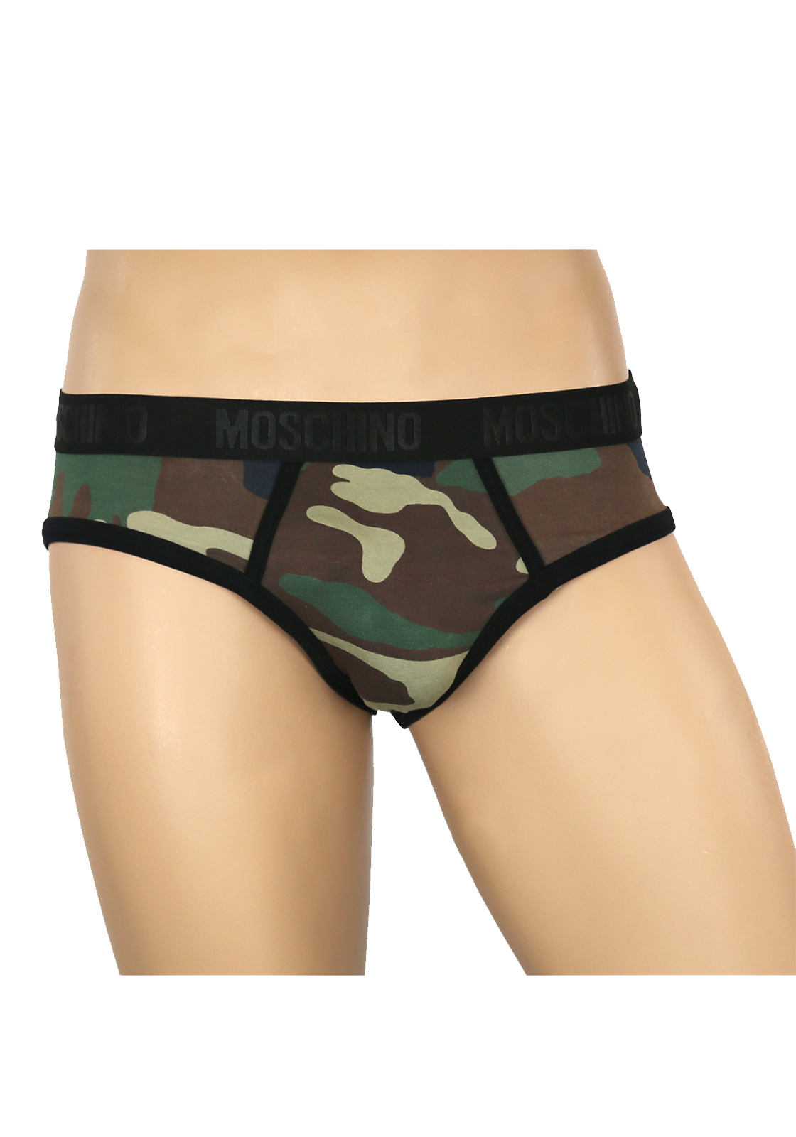 Moschino Brief | Camouflage