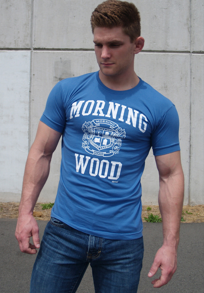 Ajaxx63 AS33 Morning Wood Shirt