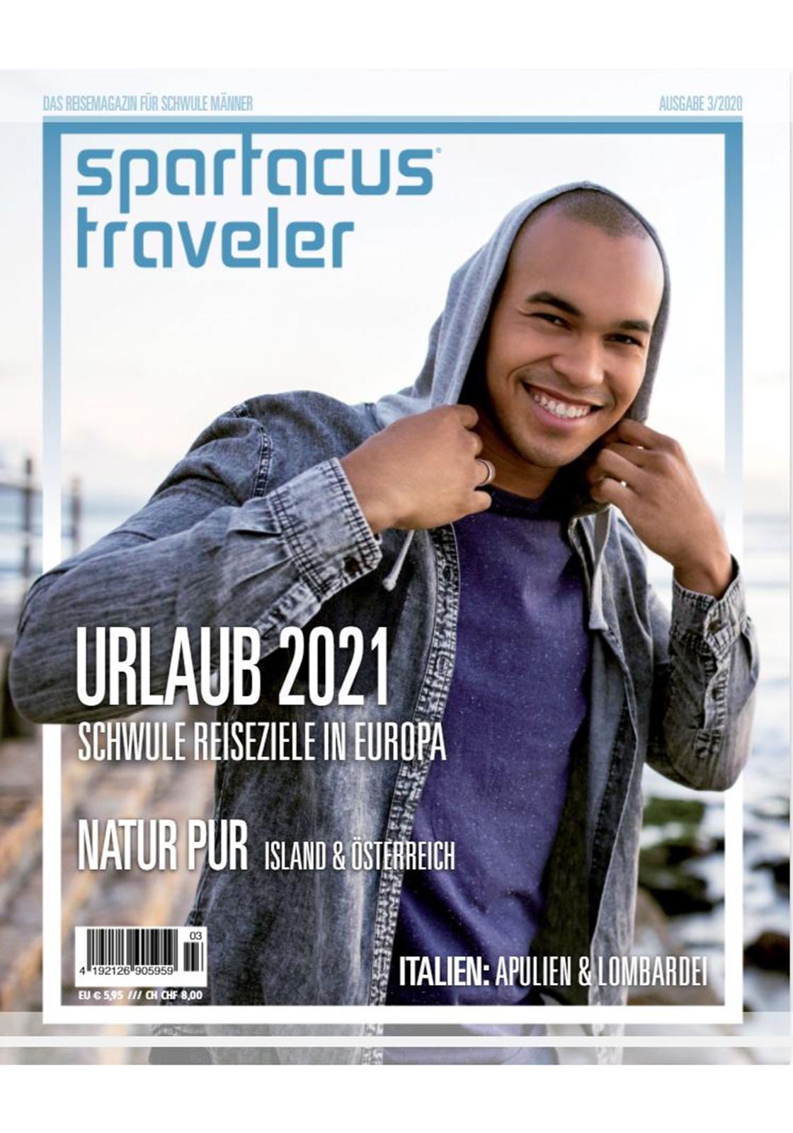 spartacus traveler 3/2020