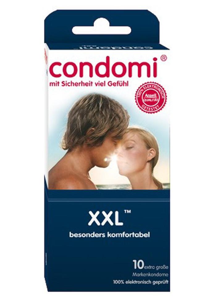 Condomi XXL - Kondome