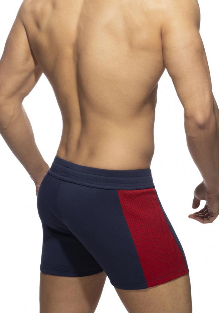 Addicted Pocket Sport Shorts | Navy