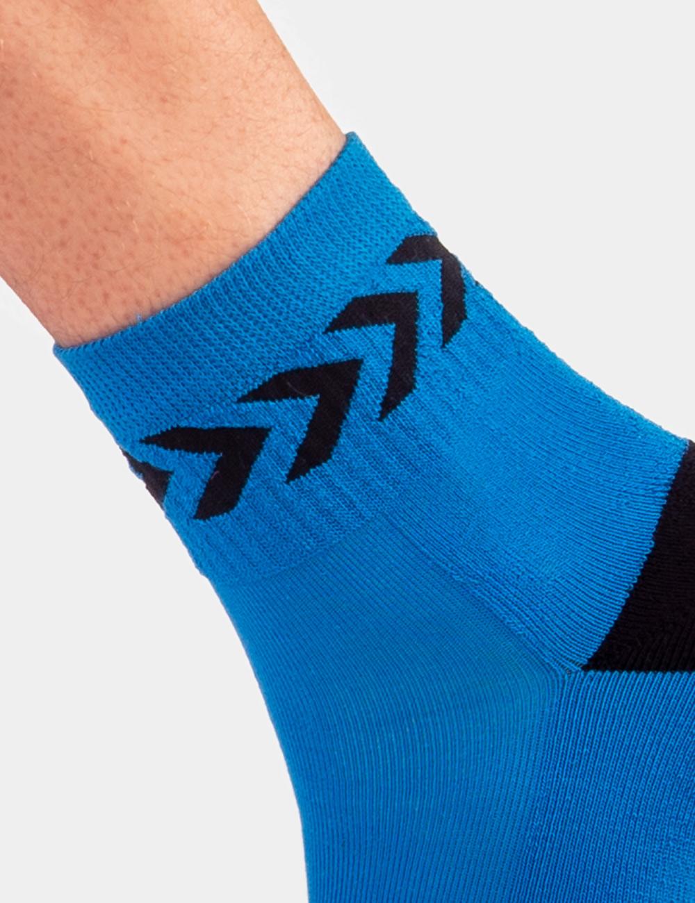BC 91754 blue-black S/M Petty Socks SS20