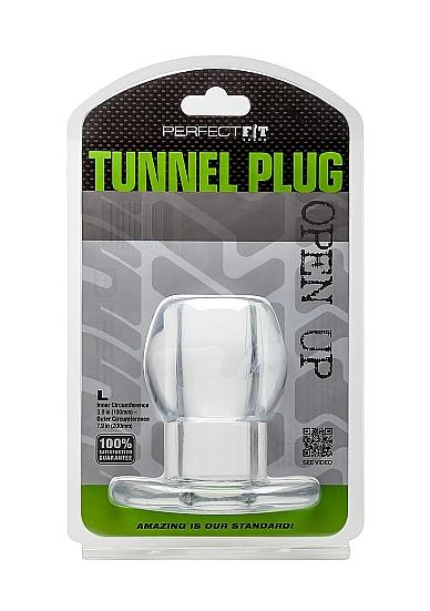 Perfect Fit Tunnel Plug L (clear)