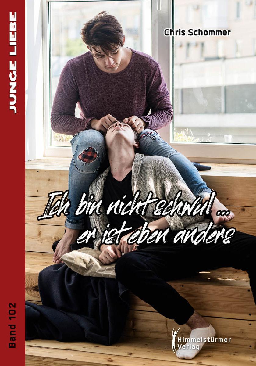 Chris Schommer   Ich bin nicht schwul…