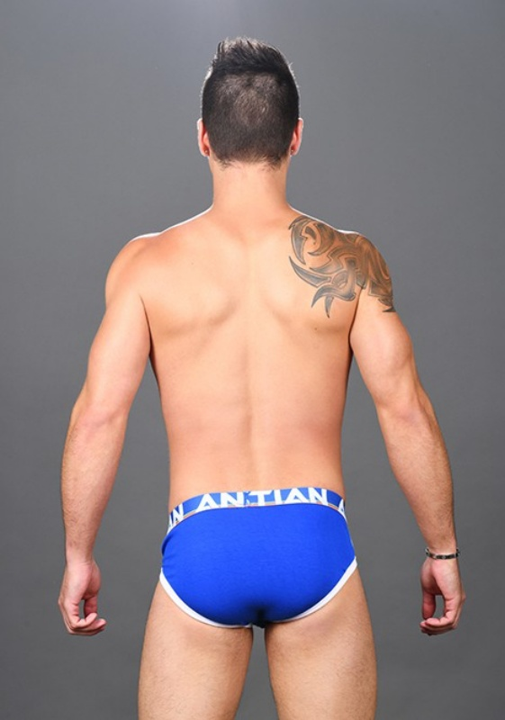 Andrew Christian royal CoolFlex Brief Show-It