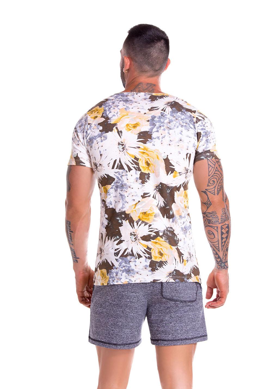 JOR Garden Grey T-Shirt