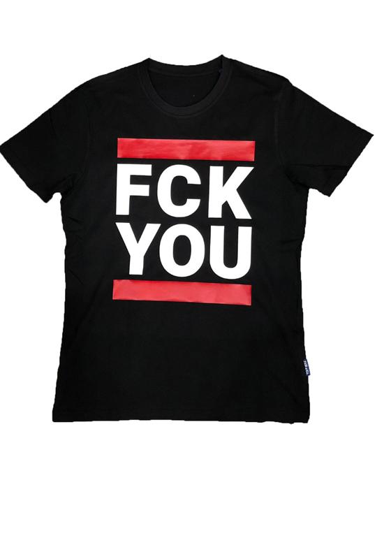 Sk8terboy T-Shirt FCK YOU