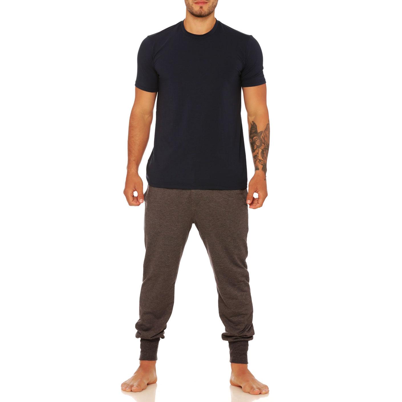 Mundo Unico Comfort Wear T-Shirt | Blue
