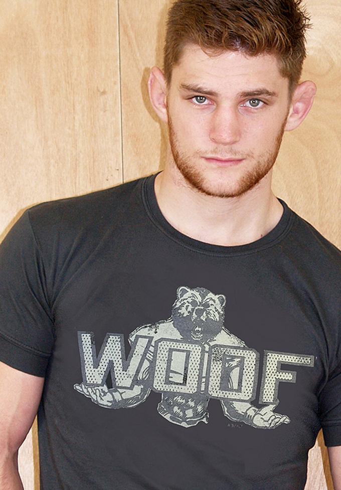 Ajaxx63 Woof Bear Shirt