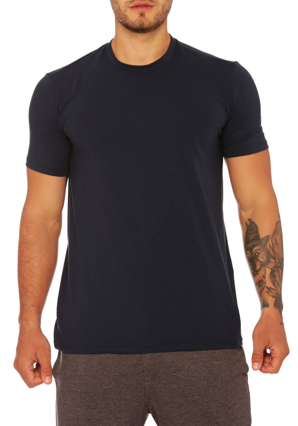 Mundo Unico Comfort Wear T-Shirt | Blue